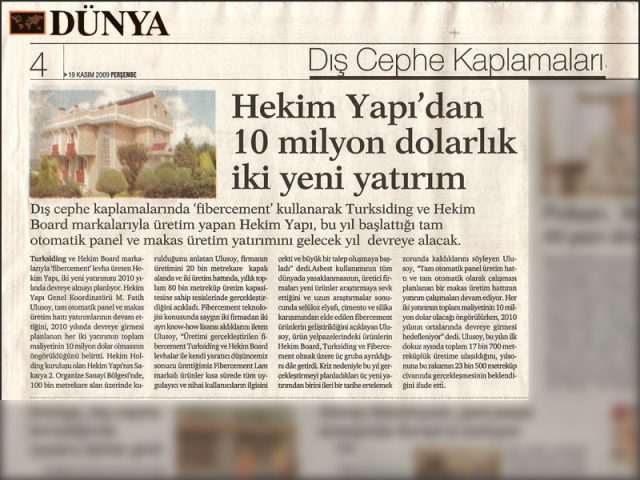 Dünya Journal