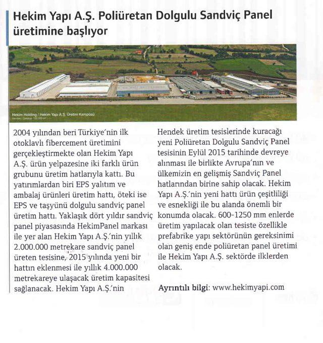 Yapı Magazine