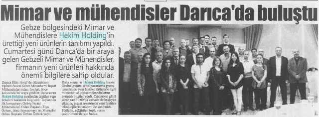 Darıca Journal