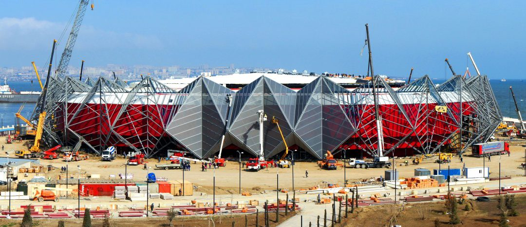 Azerbaïdjan Arena
