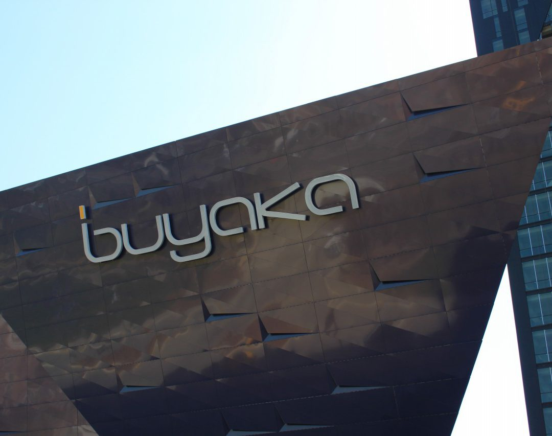 Centre commercial Buyaka