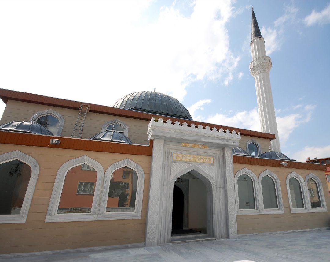 Mosquée Omer Hekim