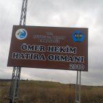 Forêt commémorative Ömer Hekim