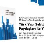 Rapport du Secteur de construction en Turquie 2014