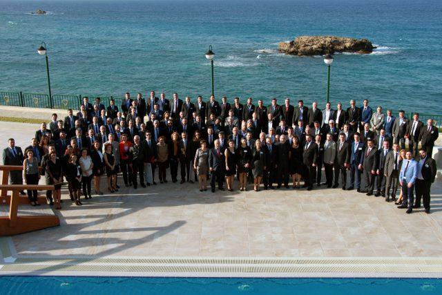 Hekim Yapı A.Ş. 10ième réunion de distributeur