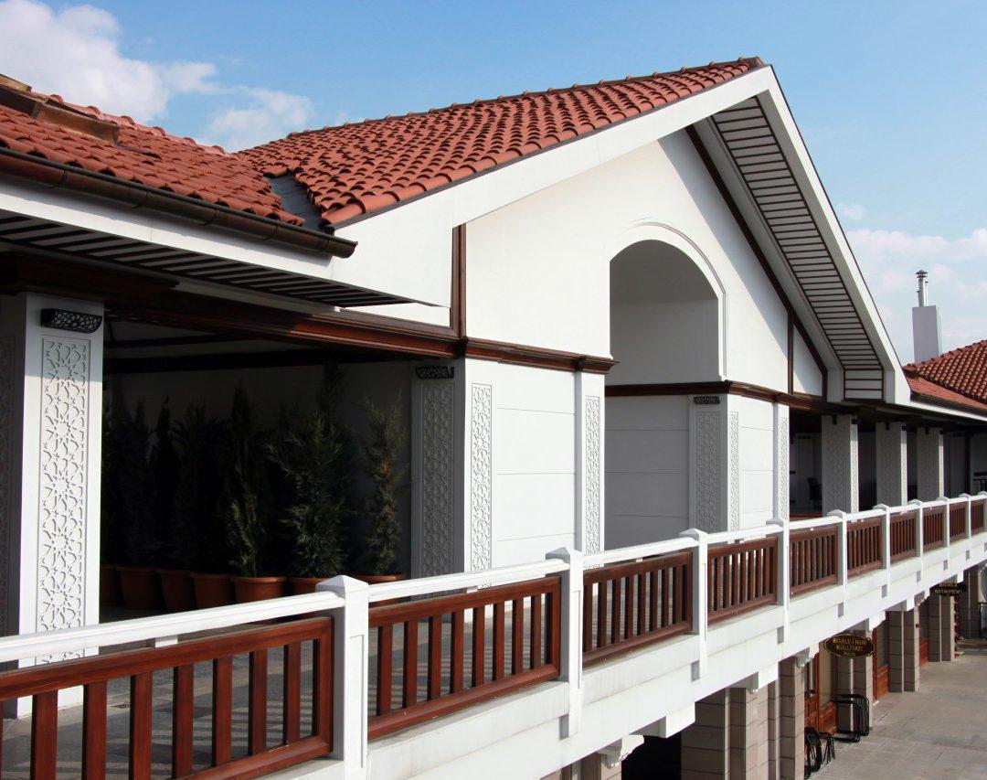 Mosquée Hacı Bayram Veli