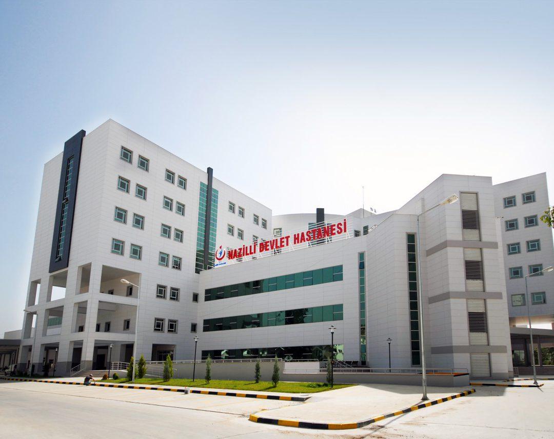 Hôpital public de Nazilli