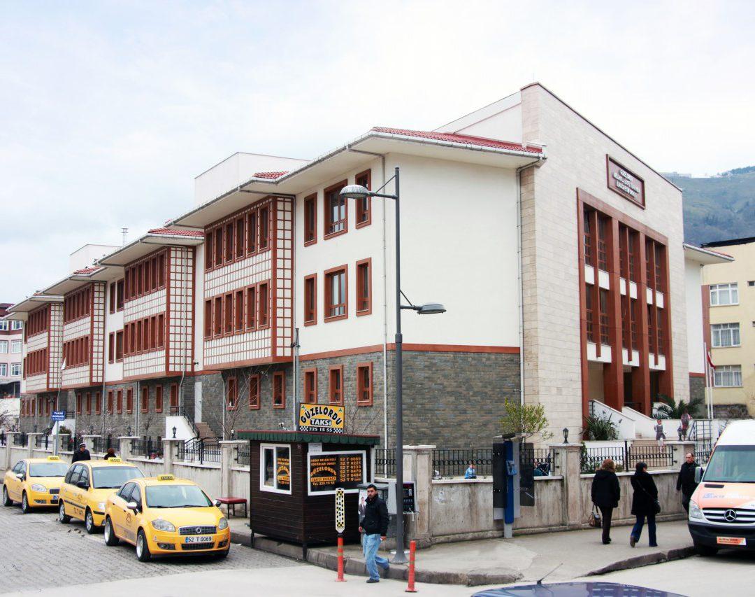 Ecole primaire de Güzelordu Meliha – Lütfü Türkmen