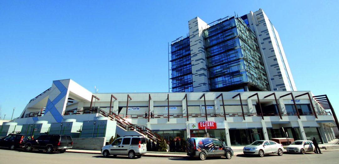 Centre financier et d'affaires d'Ostim
