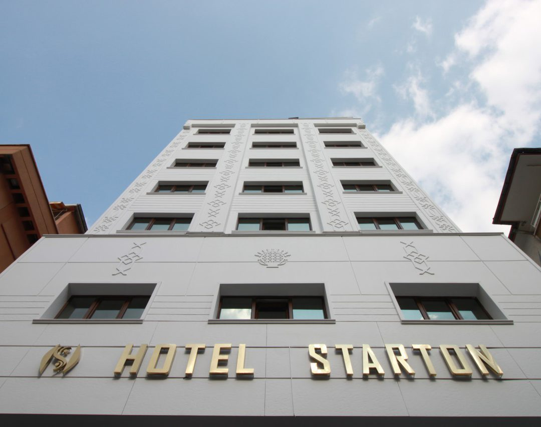 Hôtel Starton