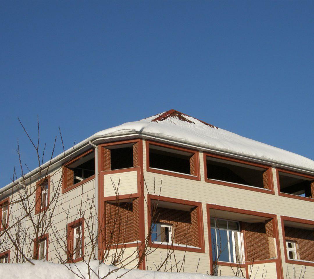 Projets de revêtement de façade