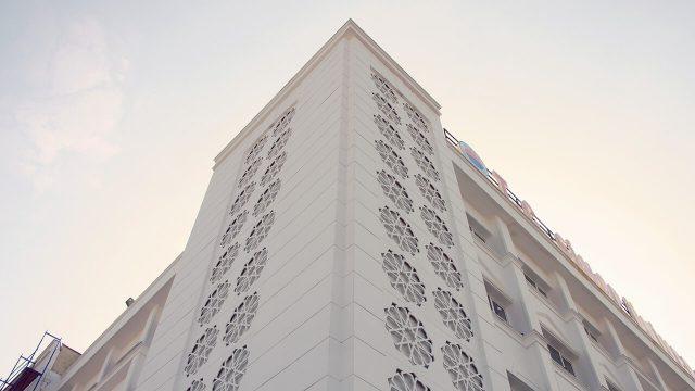 Bâtiment du Rectorat de l'Université Sinop