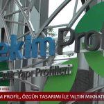 Hekim Holding est au salon d'exposition de construction  2016 avec 4 entreprises et 2 établissement.