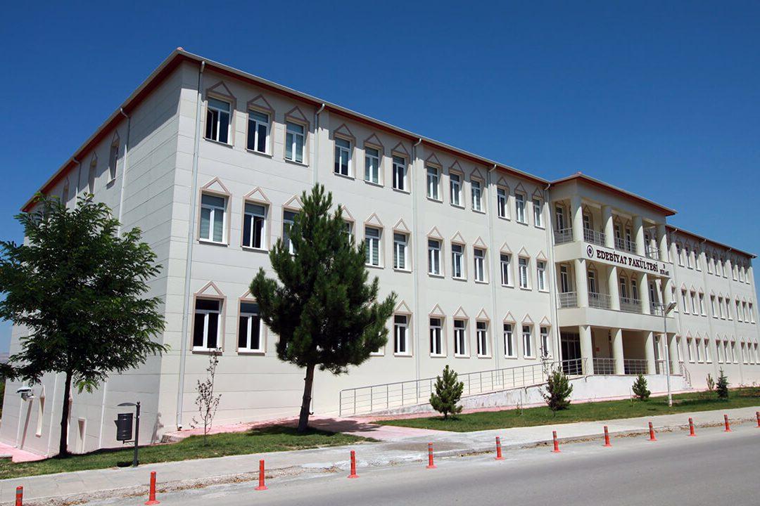 Faculté des Lettres de l'Université Cumhuriyet