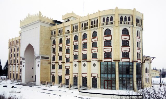 Projet d'hôtel Thermal