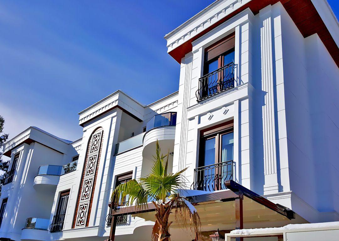 Projet de Villa