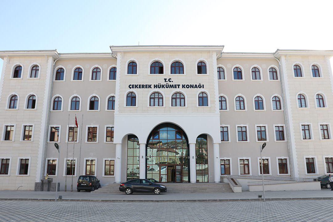 Département gouvernemental de Çekerek
