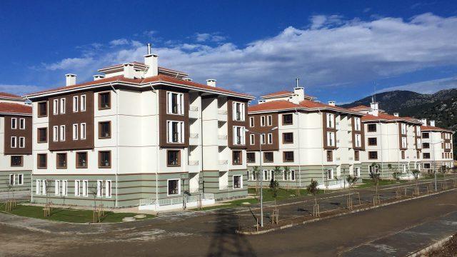 Projet 416 de logement local