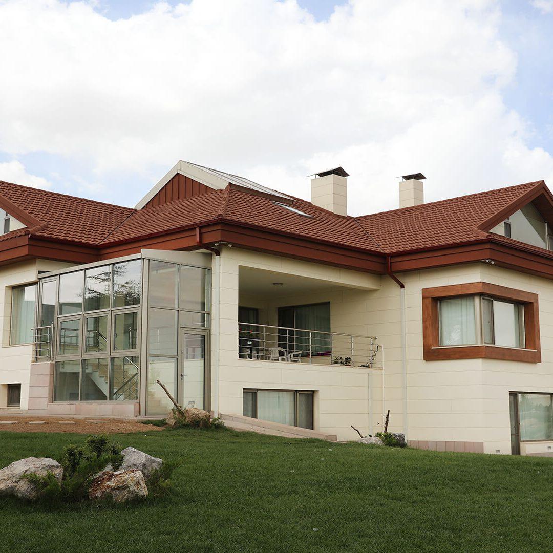 Projet Villa