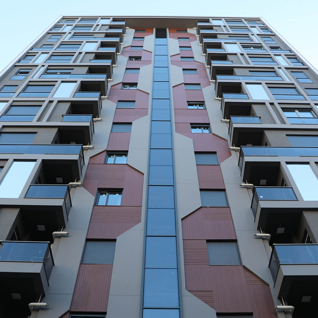Projet de logement Beta Erenköy