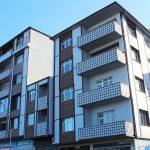 Projet de rénovation de façade