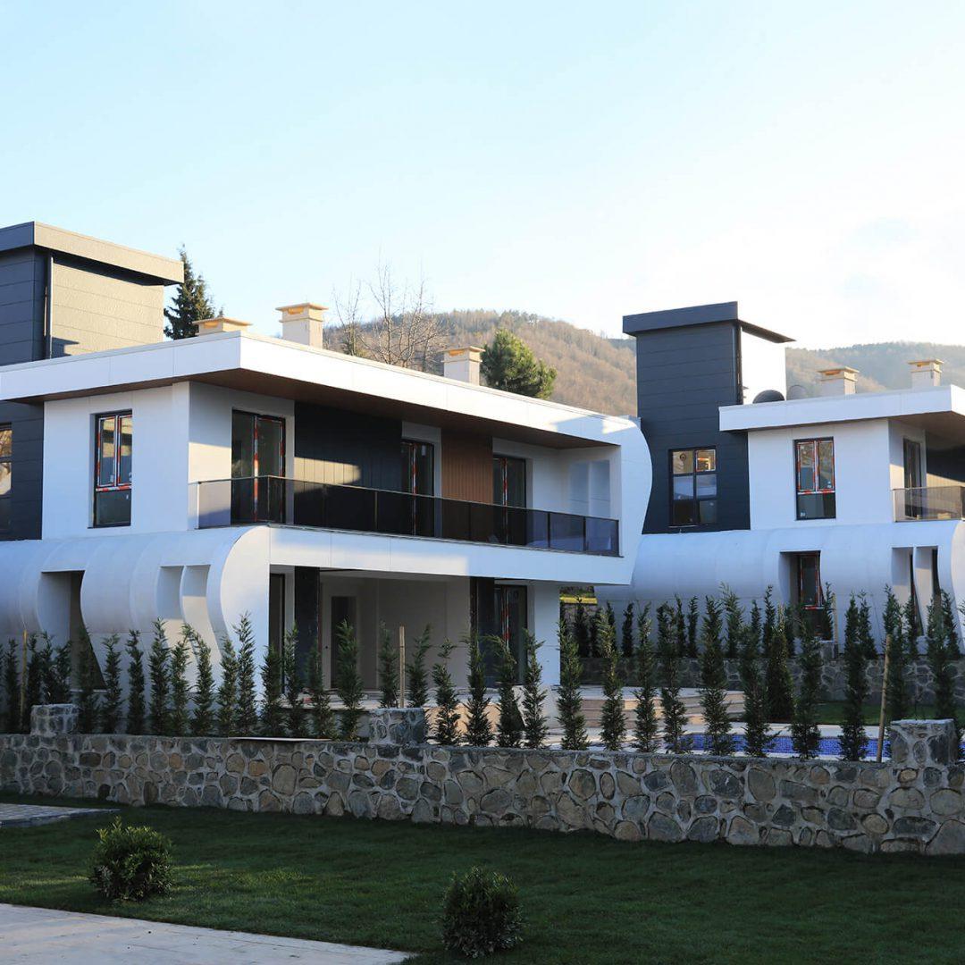Santaş Alperen résidences