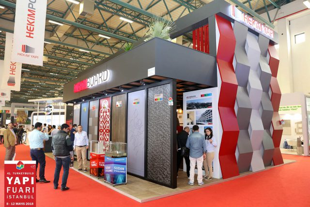 41. Salon de Bâtiment et de Construction d'İstanbul