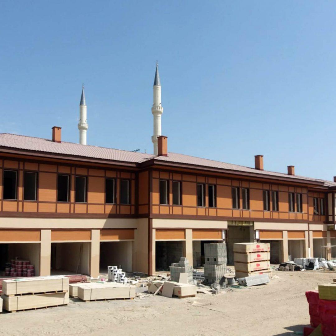 Projet de Développement et Transformation Urbaine de Van Erciş