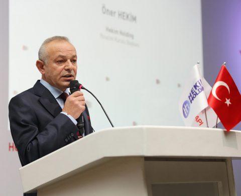 Hekim Yapı a organisé la 14ème réunion de distributeurs