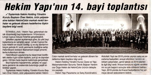 Tünaydın Journal