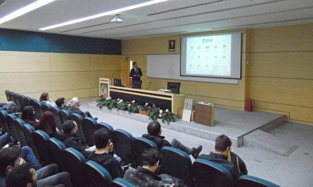 Séminaire à l'Université de Sakarya