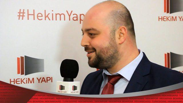 Reportage Hekim Yapı | Nous sommes une grande famille