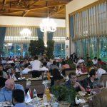 Nous avons organisé notre repas d'Iftar traditionnel à Ankara