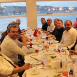 Nous avons organisé notre repas d'Iftar traditionnel à İstanbul