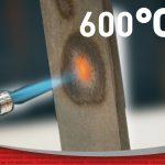 Test d'incombustibilité des fibercements autocolorés | HekimColorBoard