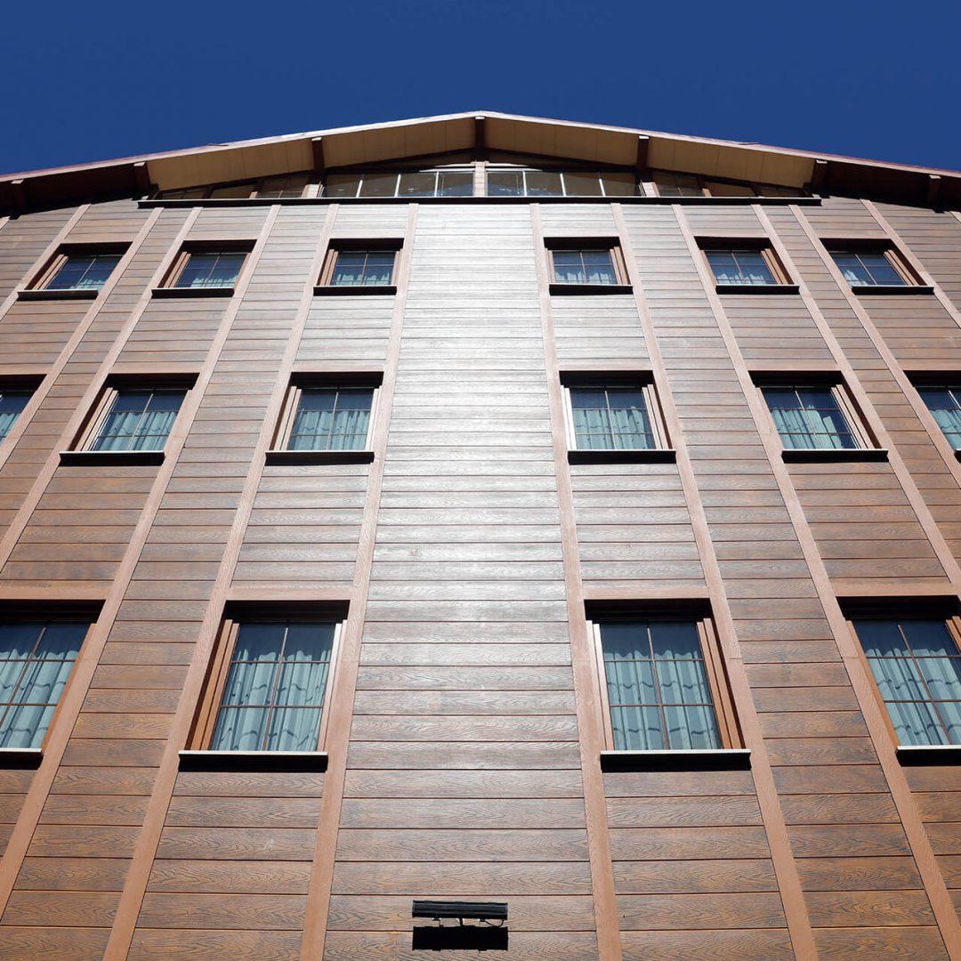 Projet d'hôtel à Uzungöl
