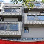 Point commun des bâtiments modernes et esthétiques    Hekim Yapı