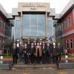 La délégation de l'État du Kirghizistan a visité la 2ème zone industrielle organisée de Sakarya