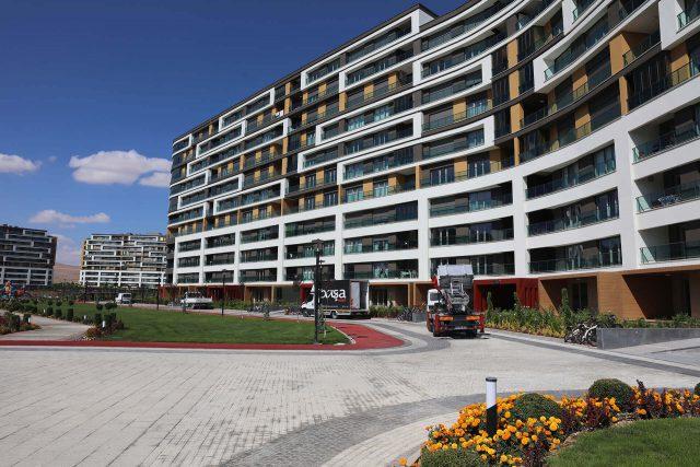 Projet de logement Natura Park
