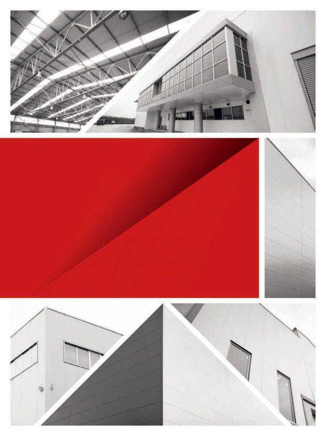 Catalogue de produits Hekim Panel