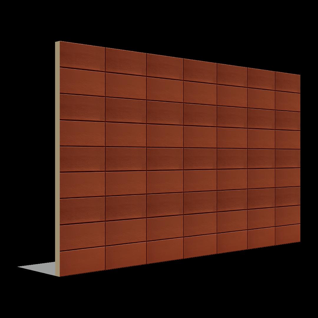 Petite plaque à motif de pierre de bloc