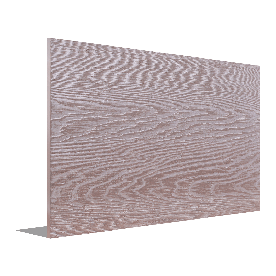 Fibercement de couleur bois