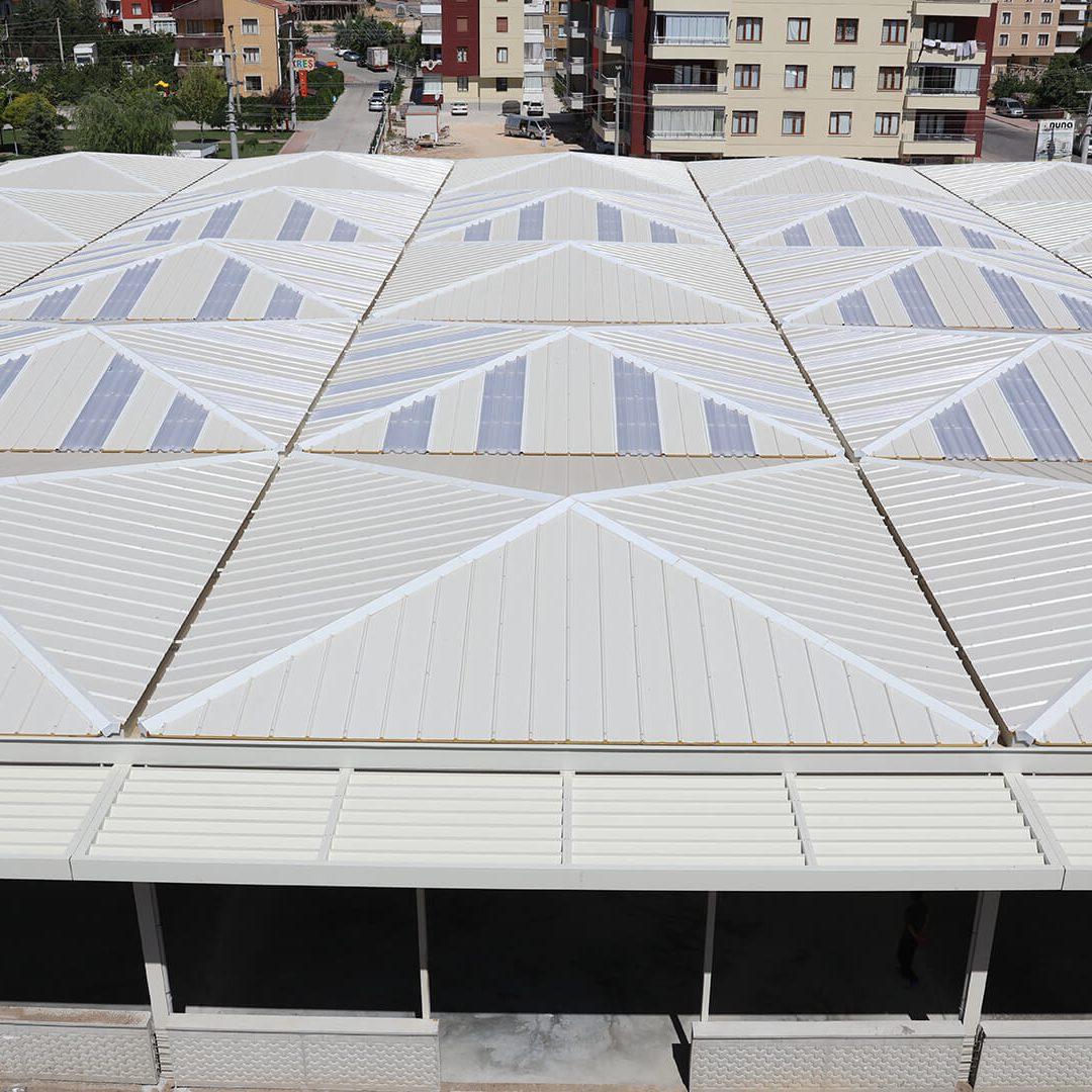 Panneaux toitures