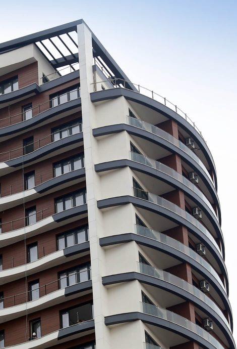Revêtement de façade extérieure