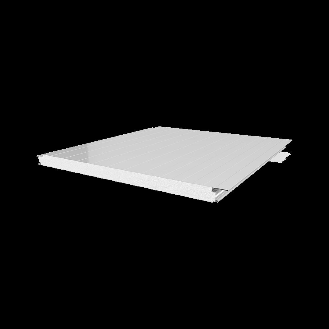Panneau de planche de tôle EPS à vis cachée