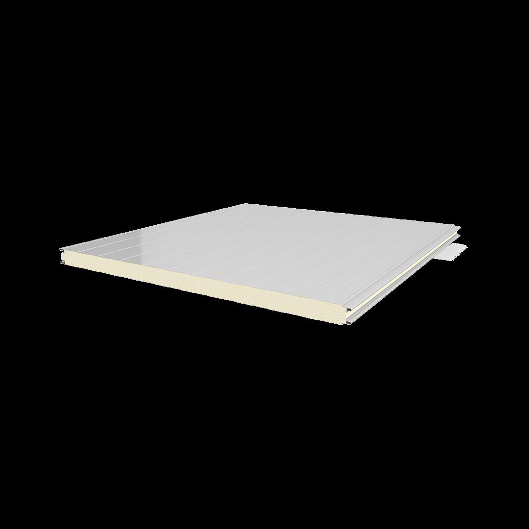 Panneau en tôle de polyuréthane de type chambre froide