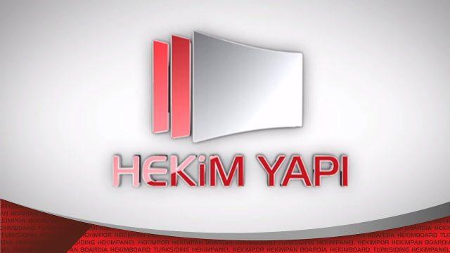 Hekim Yapı A.Ş. Vidéo de présentation