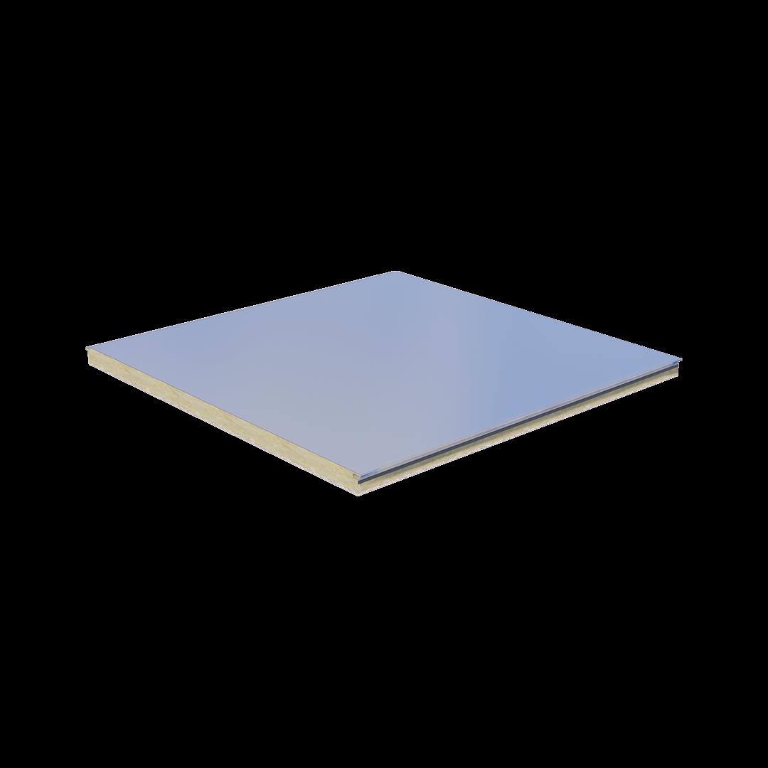 Panneau en tôle de fibre de verre de type chambre froide