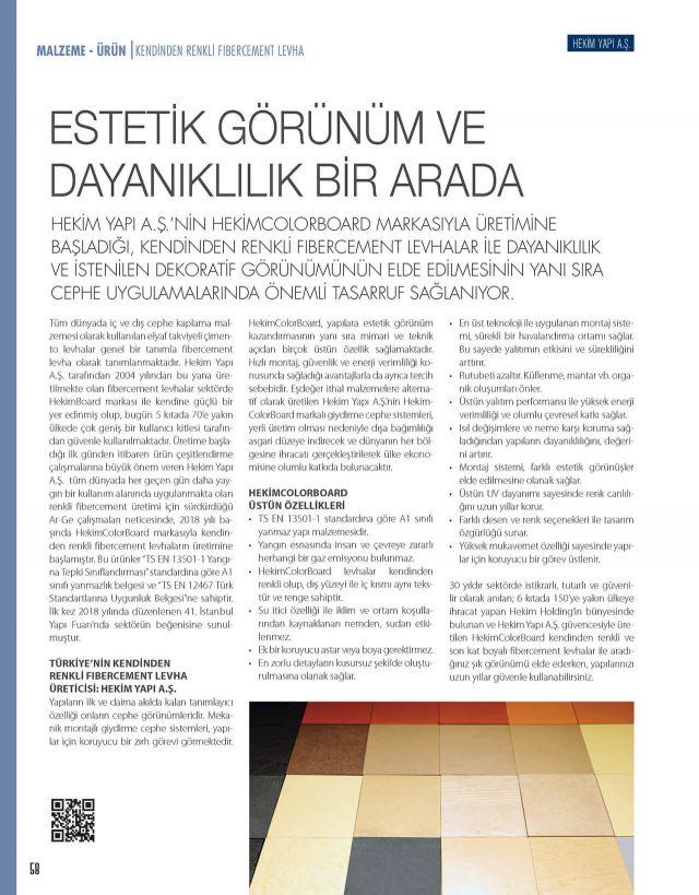 İnşaat Dünyası Magazine
